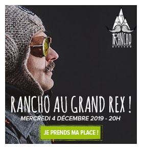 Venez découvrir la saison 7 de Rancho en exclusivité au Grand Rex avec Snowleader !