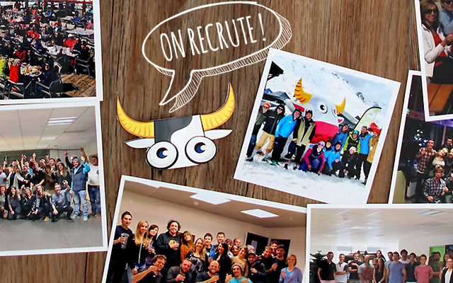 Snowleader recrute mobile