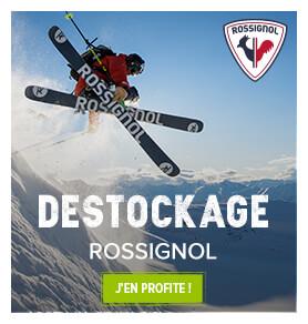 Découvrez tous les produits Rossignol en destockage !