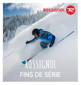 Fins de série Rossignol !