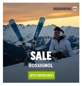 Sale und Rossignol : Bis zu 50%