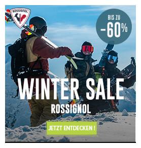 Winter sale : Rossignol