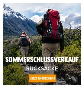 Sommerschlussverkauf rucksäcke !