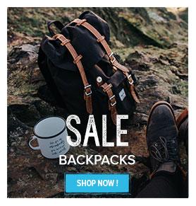 backpacks on sale!