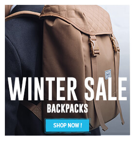 It's the Sale ! Come discover our urban backpacks' assortment on sale