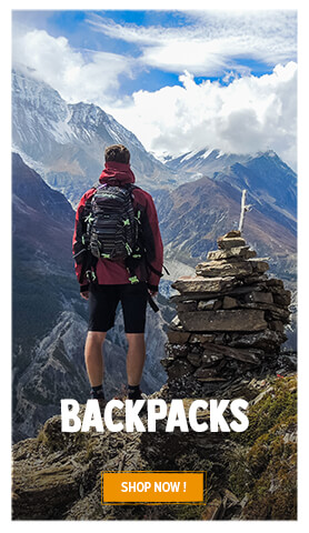 Come discover our backpacks assortment!