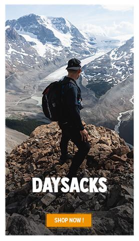 Come discover our daysacks assortment !