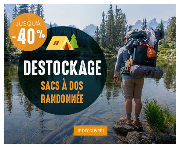 Découvrez notre sélection de bons plans sacs à dos randonnée!