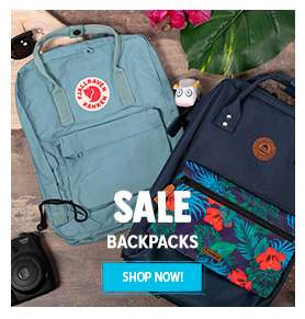 It's Summer sale! Come discover our Street Backpacks assortment on sale
