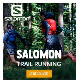 Découvrez la collection trail running de Salomon !