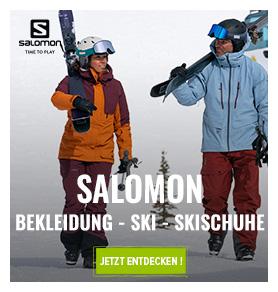 Salomon : Ski, Skischuhe, Bekleidung…