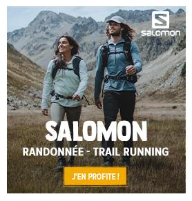 Découvrez les produits de la marque Salomon : Randonnée et Trail Running !