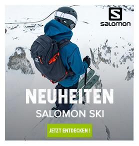 Neuheiten Salomon Ski !