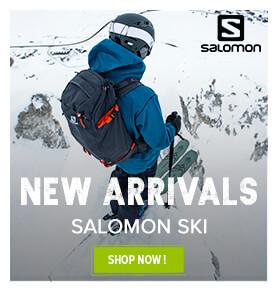 New arrivals Salomon Ski !