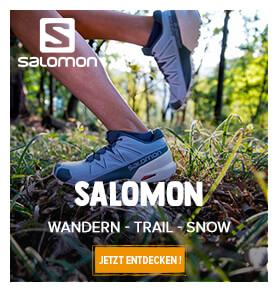 Salomon: Wandern, Trail und Snow !