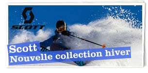Nouvelle collection ski 2015 Scott
