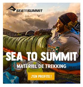 Découvrez tous les produits Sea to Summit : Materiel de Trekking, Matelas, Sacs de couchage, Hamacs...