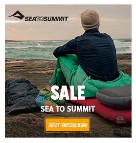 Sale und Sea to Summit : Bis zu 50%
