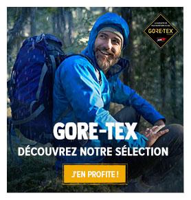 Notre collection complète de produits membranés GORE-TEX !