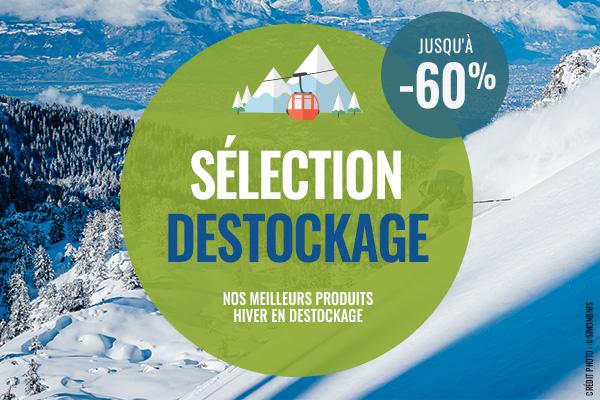 Découvrez notre sélection de nos meilleurs produits hiver en destockage