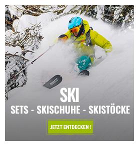 Lagerraümung: Entdecke unsere besten ski sets, skischuhe und skistöcke!