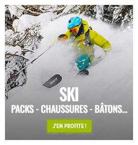 Sélection Best of Déstockage : matériel ski jusqu'à -60%