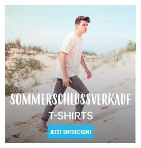T-shirts Sommerschlussverkauf