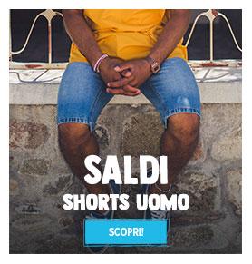 Saldi sopra Shorts Uomo : Fino a 50%