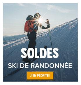 Profitez des soldes Snowleader sur le ski de rando !