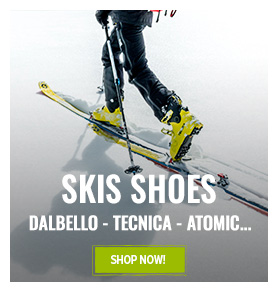 Discover our ski boots range