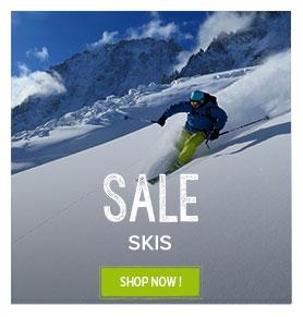Skis on sale !