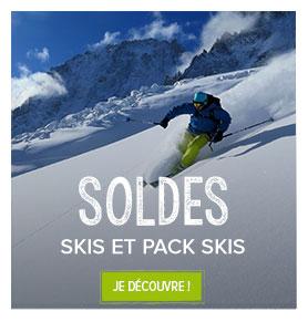 Skis en soldes !