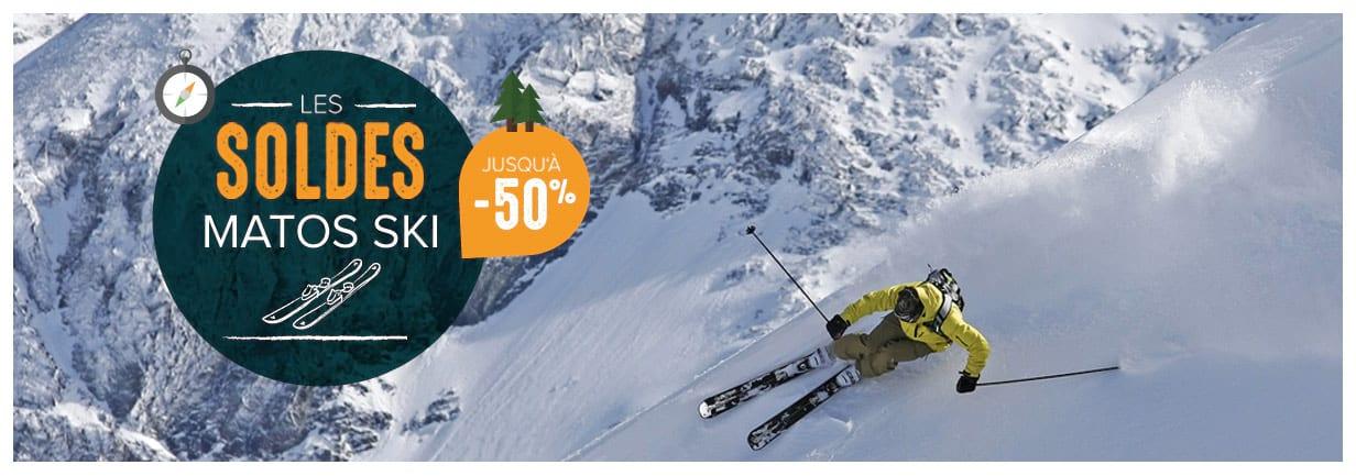 Bonnes Affaires sur les skis !