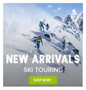 New arrivals ski touring !