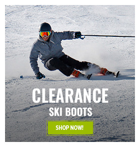 Discover our ski boots winter clearance range