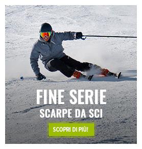 Fine serie de inverno : Scarpe da sci