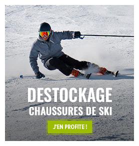 Découvrez notre sélection destockage : Chaussures de ski