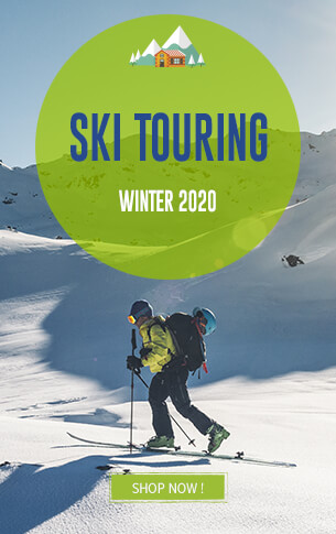 Discover our Ski Touring collection !