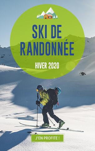 Découvrez l'ensemble de notre collection Ski de Rando !