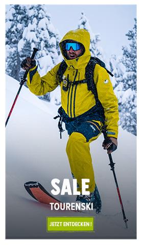 Sale und Tourenski : Bis zu 50%