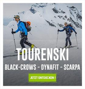 Jetzt Entdecken Tourenski: Black-Crows, Dynafit, Scarpa...