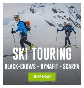 Come discover our Ski Touring !