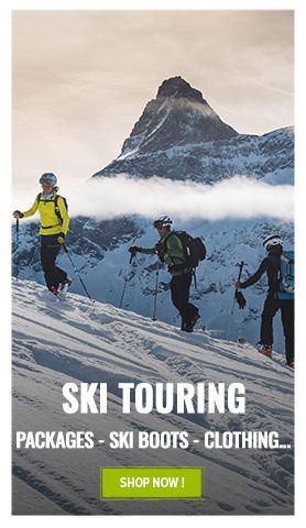 Discover our ski touring range