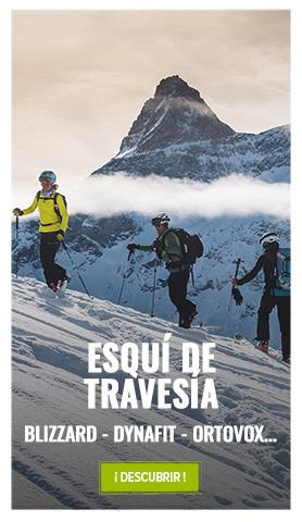 Descubrir : Esqui de Travesia