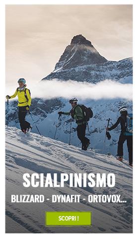 Scopri : Scialpinismo