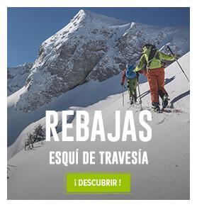 Descubre nuestros gama de Esqui de Travesia en Rebajas