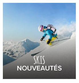 Skis nouveautés