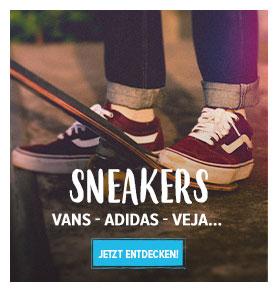 Entdecken Herren Sneakers : Vans, Adidas, Veja !