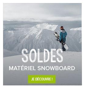Snowboards en soldes !