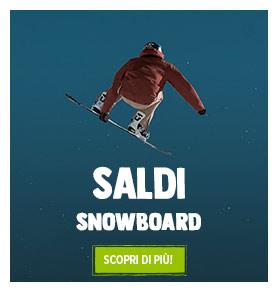 Saldi sopra Snowboards : Fino a 70%